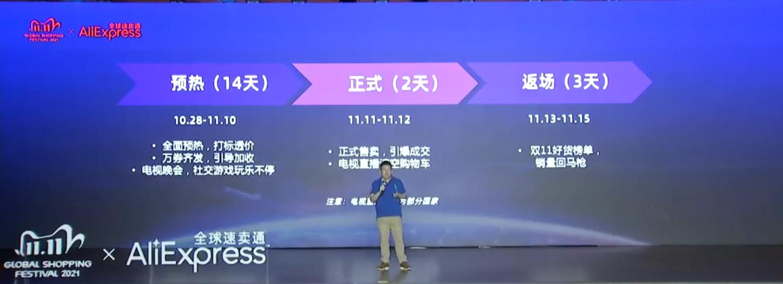 """富达平台招商速卖通启动双11招商,将首次在海外举办当地""""猫晚"""""""